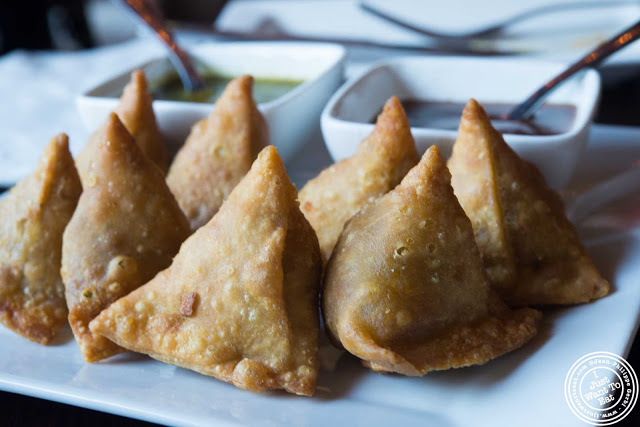Image of Samosa at The Masala Wala in NYC, New York