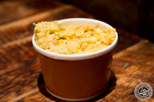 image of Corn pudding at  Hill Country in NYC, New York