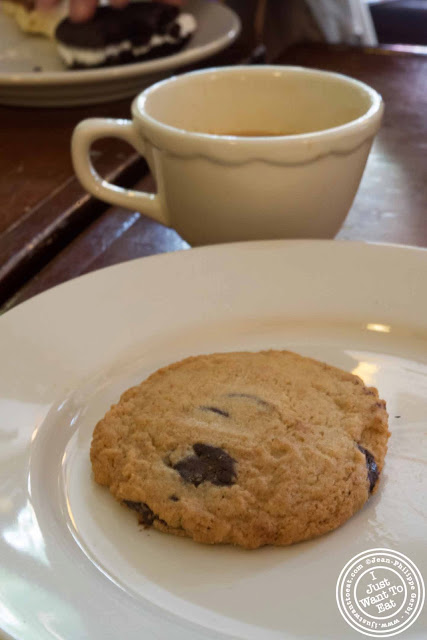 Image of Chocolate chip cookie at Joyce Bakeshop in Brooklyn, New York