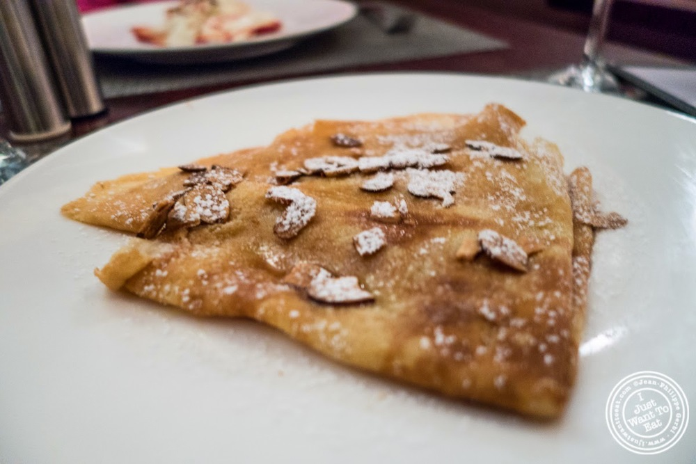 crepes at Paname, French restaurant in New York, NY