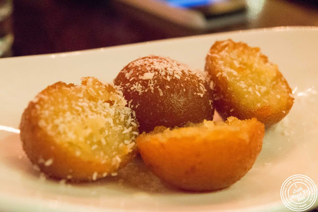 image of gulab jamun at The Masala Wala in NYC, New York