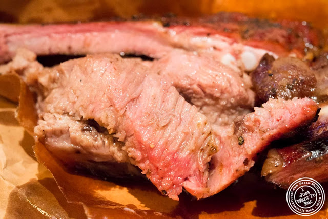 image of Moist brisket at  Hill Country in NYC, New York