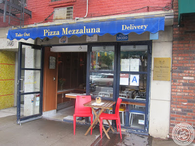 image of Mezzaluna in Soho, New York City, NY