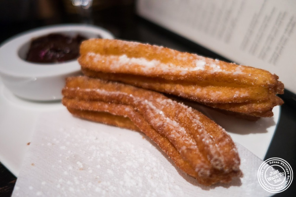 image of churros at Tia Pol in Chelsea, NYC, NY