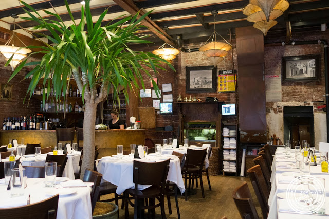 image of dining room at Barbès in Murray Hill, NYC, New York