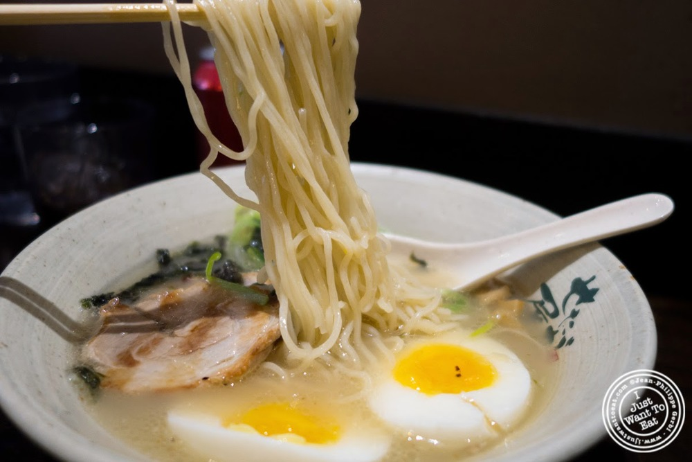 image of Shio ramen at Ramen Setagaya in the East Village, NYC, New York