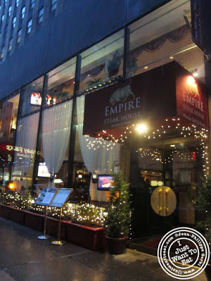 Image of Empire Steakhouse in NYC, New York