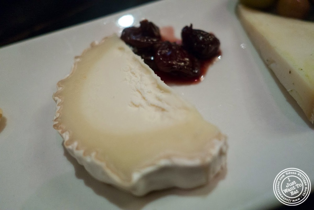 image of goat cheese at Tia Pol in Chelsea, NYC, NY