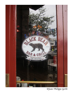 Image of Black Bear Bar and Grill in Hoboken, New Jersey NJ
