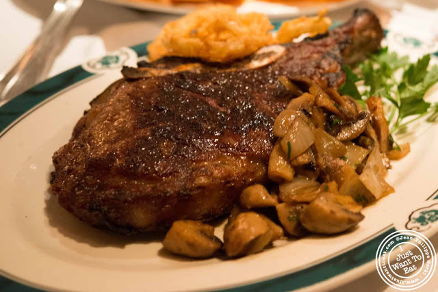 Image of Ribeye at Empire Steakhouse in NYC, New York
