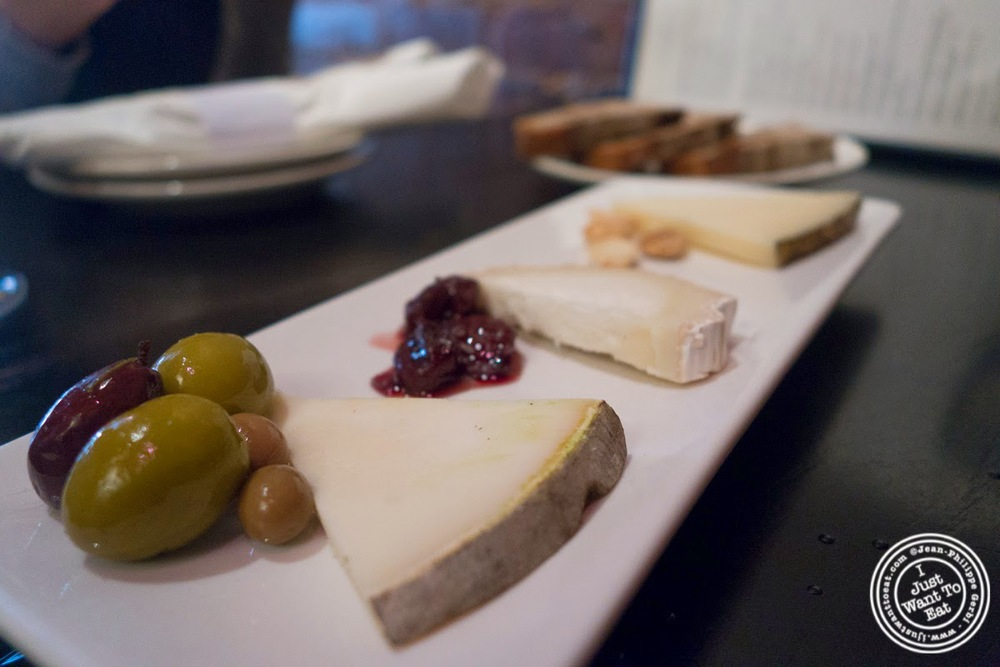 image of cheeses at Tia Pol in Chelsea, NYC, NY
