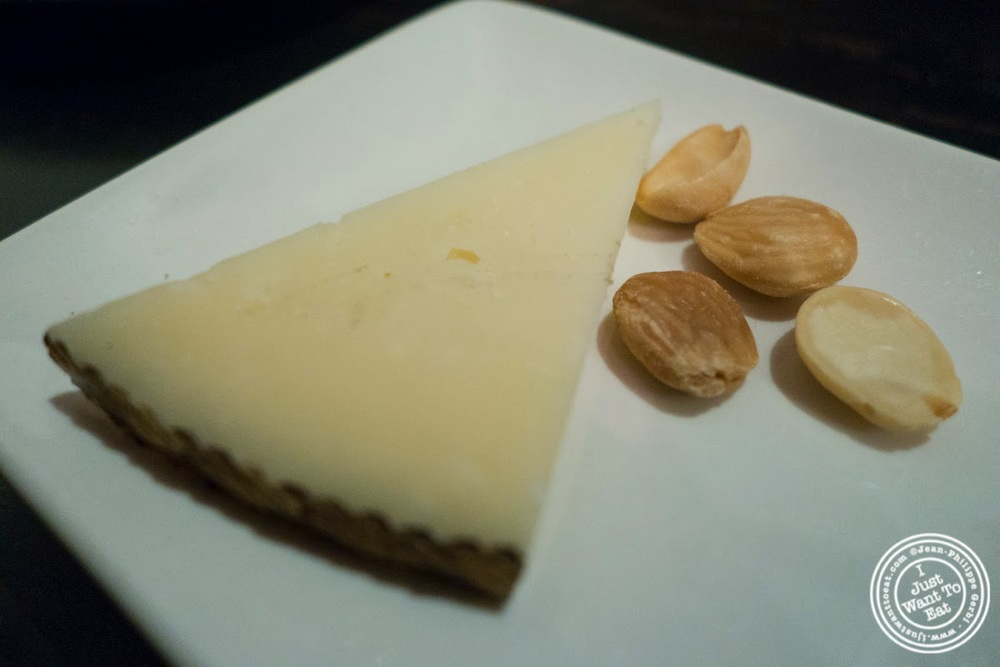image of manchego cheese at Tia Pol in Chelsea, NYC, NY