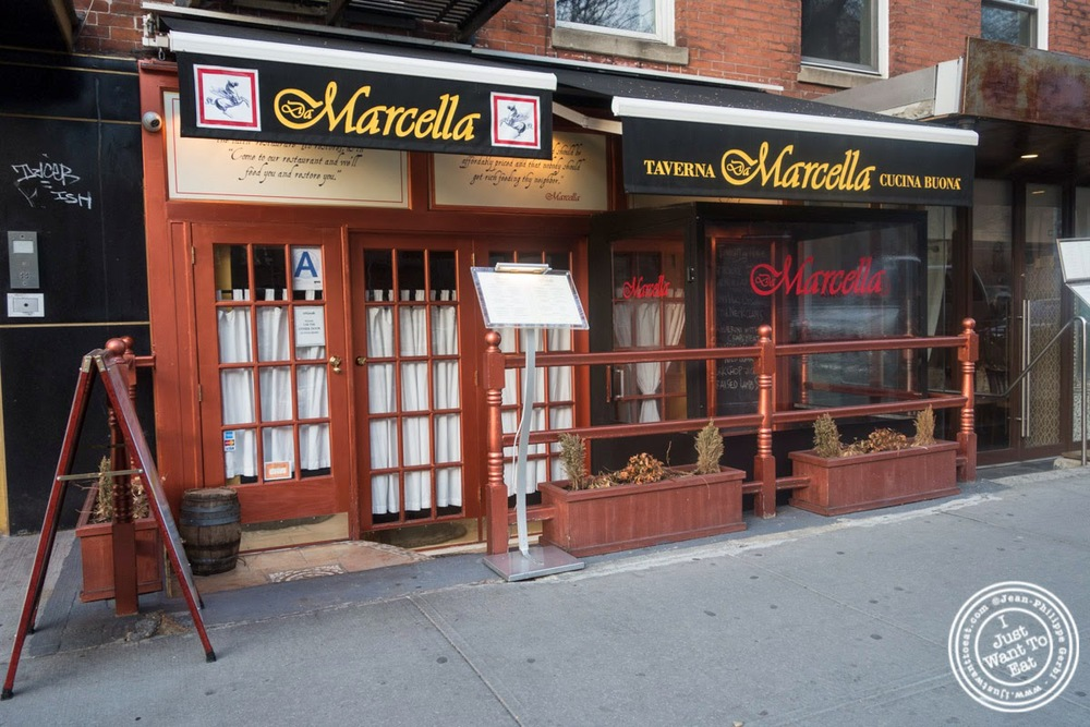 image of Da Marcella Taverna in Greenwich Village, NYC, New York