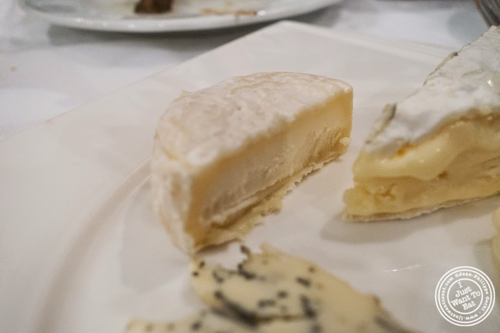 image of picodon cheese at Le Chaudron in Tournon, France