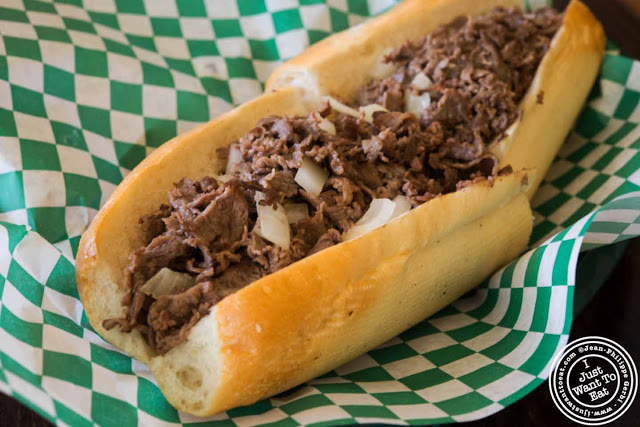 Image of Cheesesteak at Midtown Philly Steaks in Hoboken, NJ - New Jersey