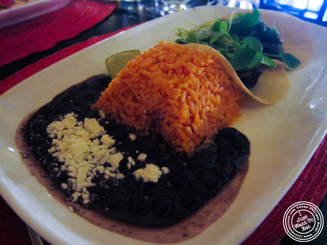 image of Tacos costilla et Tuetano at Toloache in NYC, New York