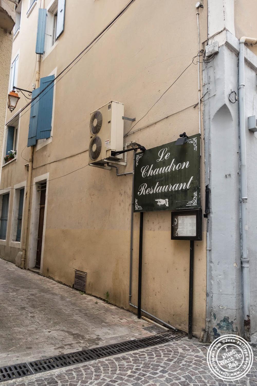 image of Le Chaudron in Tournon, France
