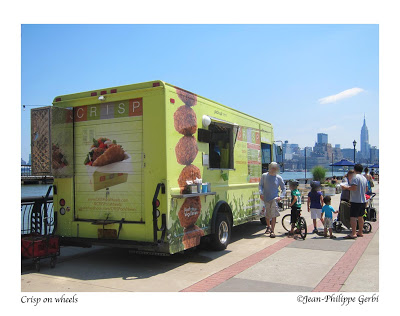 Image of Crisp on Wheels Food Truck in Hoboken, NJ New Jersey