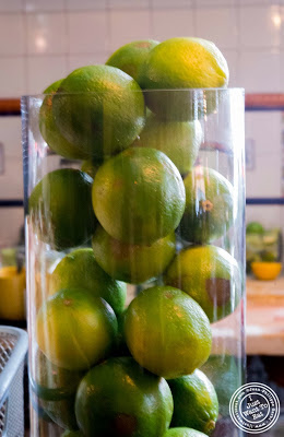 image of lime at Zafra's in Hoboken, NJ
