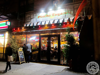 image of Pinche Taqueria in NYC, New York