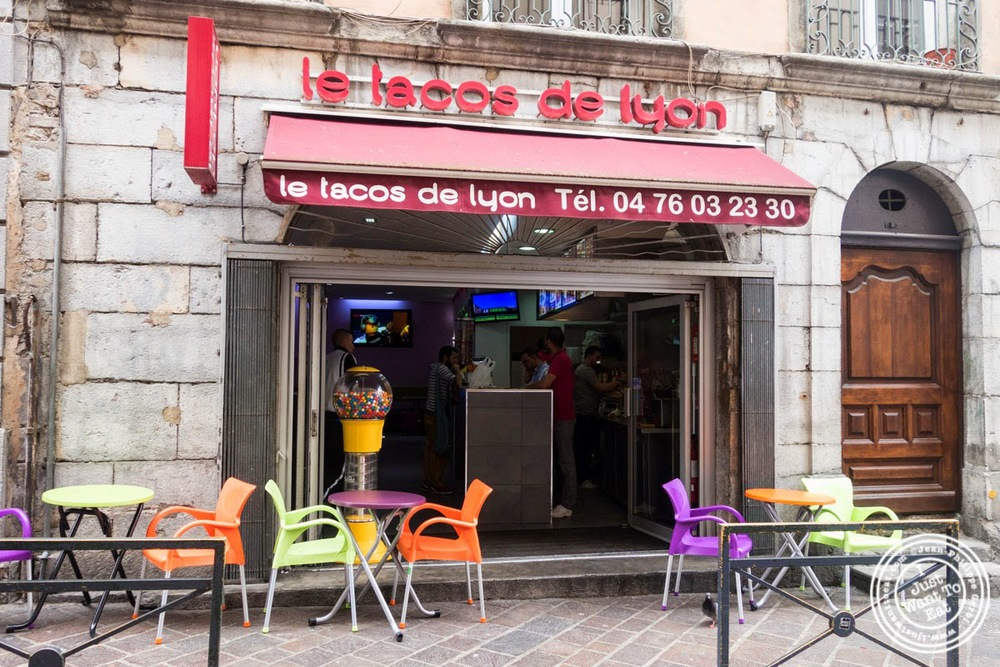 image of Le Tacos de Lyon in Grenoble, France