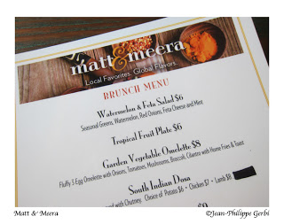Image of Matt and Meera Indian restaurant in Hoboken, NJ New Jersey