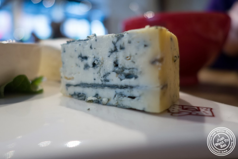 image of fourme d'Ambert at Le Pain Quotidien in Tribeca, NYC