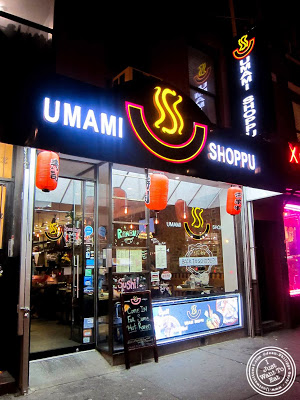 image of Umami Shoppu in the West Village, NYC, New York