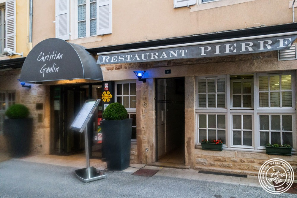 image of Restaurant Pierre in Macon Bourgogne, France