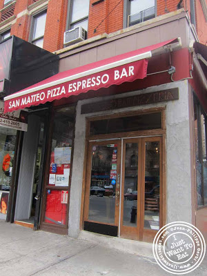 Image of San Matteo Pizza and Expresso Bar in NYC, New York