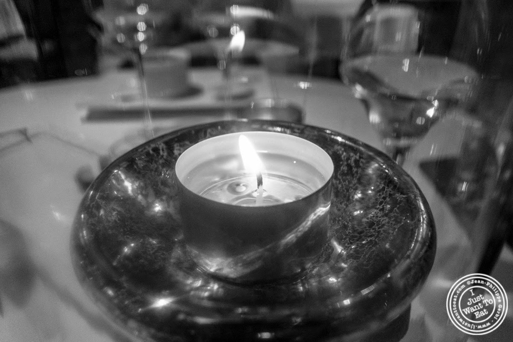 image of candle at Pierre in Macon Bourgogne, France