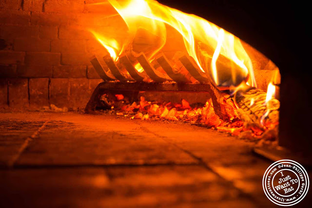 Image of Brick Oven at San Matteo Pizza and Expresso Bar in NYC, New York
