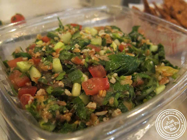 Image of Tabouleh at Taboonette, NYC, New York