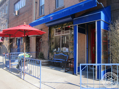 Image of the Entrance of Zafra's in Hoboken, NJ