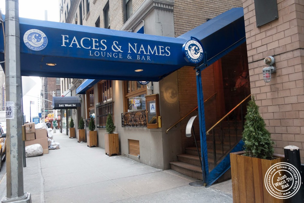 image of Faces and Names in Midtown NYC