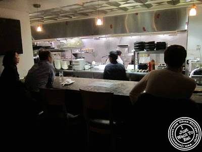 Image of Kitchen of Bann Korean BBQ in NYC, New York