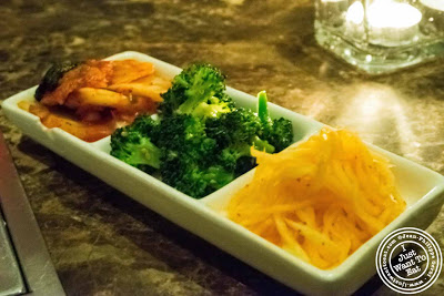 Image of Banchan at Bann Korean BBQ in NYC, New York