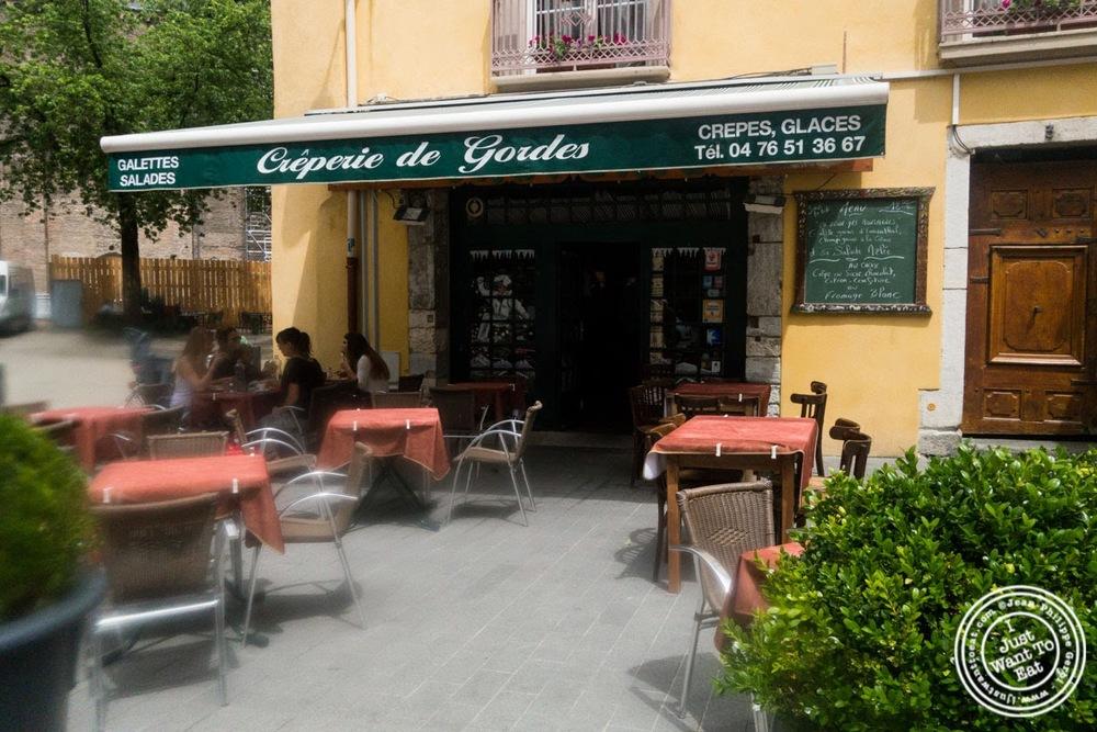 image of La Crêperie de Gordes in Grenoble, France