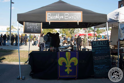 image of Brooklyn Bayou at Smorgasburg in Brooklyn, NY