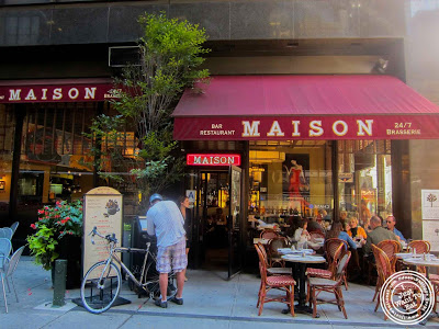 image of Maison French Brasserie, NYC, New York