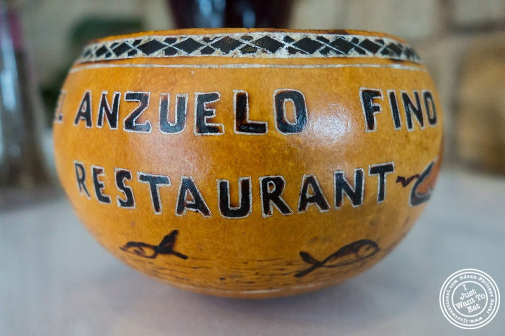 image of cancha or fried corn at El Anzuelo Fino in Woodhaven, NY