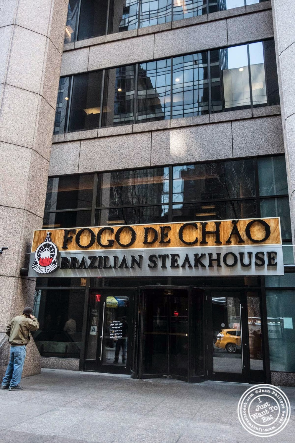 image of Fogo De Chao Brazilian steakhouse in NYC, New York