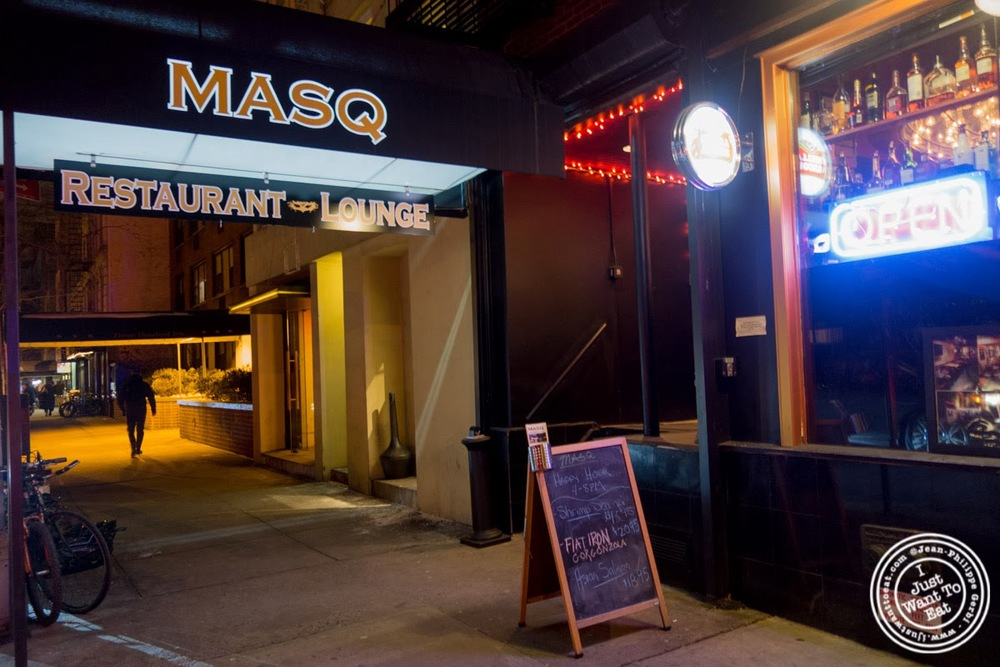 image of MASQ New Orleans inspired cuisine in NYC, New York