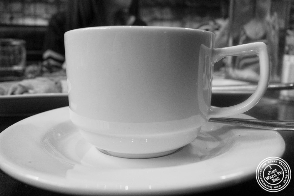 image of espresso at Tartinery in Nolita, NYC, New York