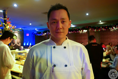image of Chef Chul Kee Ko at Fushimi in Bay Ridge, Brooklyn, New York