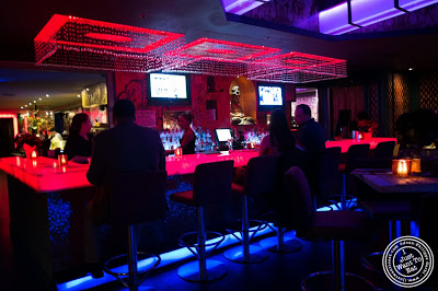 image of bar area at Fushimi in Bay Ridge, Brooklyn, New York