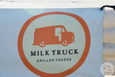 image of Milk Truck Grilled Cheese at Smorgasburg in Brooklyn, NY