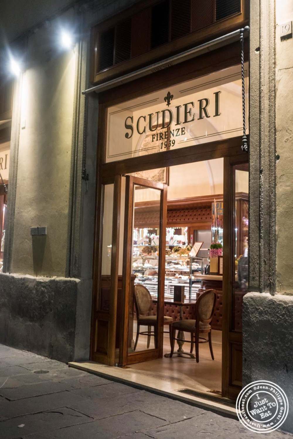 image of Caffè Scudieri in Florence, Italy