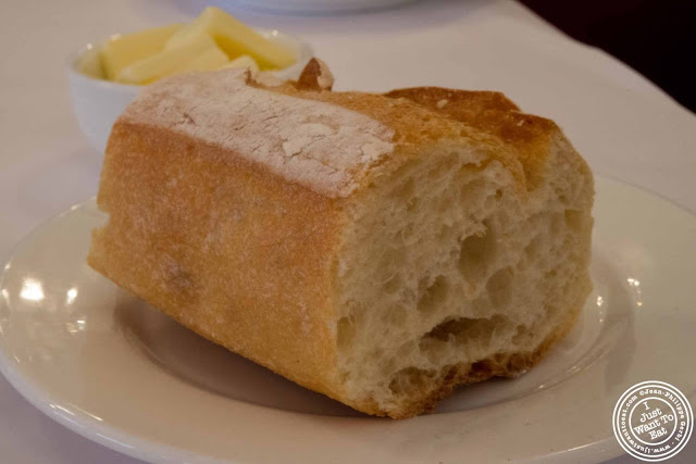 image of bread at Jacques Brasserie , NYC, New York