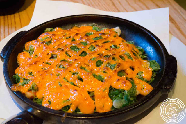 Image of Creamy Spicy Crab at Nobu in Tribeca NYC, New York